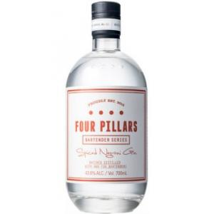 Four Pillars Spiced Negroni
