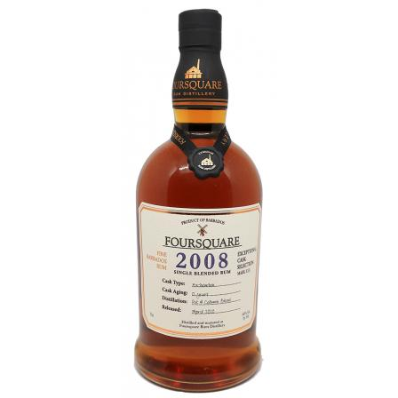 Foursquare Cask Strength 2008