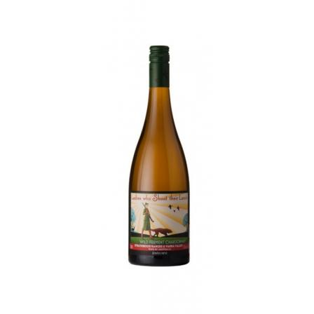 Fowles Ladies Who Shoot Their Lunch Wild Ferment Chardonnay Wine 2017