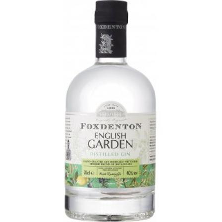 Foxdenton English Garden Gin