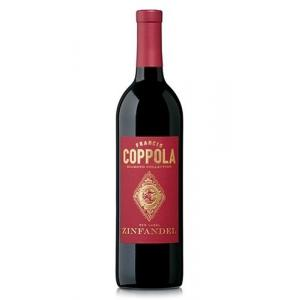 Francis Ford Coppola California Diamond Collection Label Zinfandel 2016