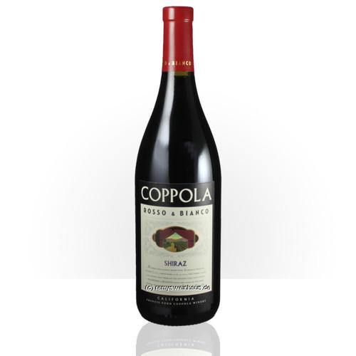 francis ford coppola coppola rosso bianco shiraz 2012. Black Bedroom Furniture Sets. Home Design Ideas