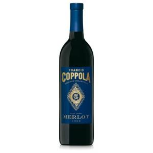 Francis Ford Coppola Diamond Collection Blue Label Merlot 2010