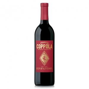 Francis Ford Coppola Diamond Collection Red Label Zinfandel 2015
