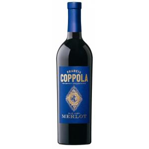 Francis Ford Coppola Merlot Blue Label Diamond Collection 2014