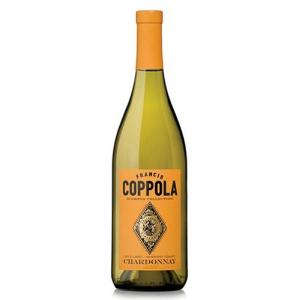 Francis Ford Coppola Monterey Diamond Collection Gold Label County Chardonnay 2017