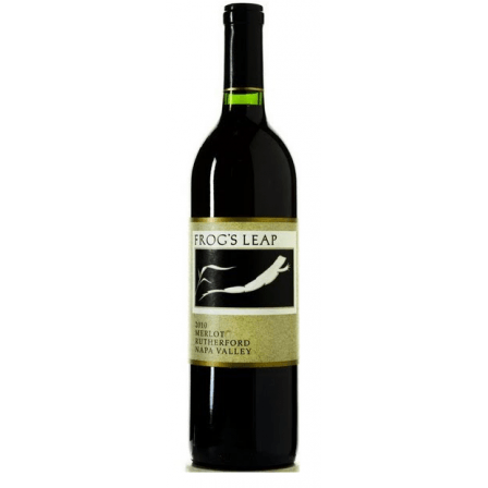 2015 Frog's Leap Rutherford Merlot