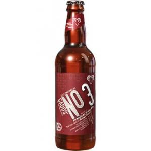 Gadds No 3 Pale Ale 50cl
