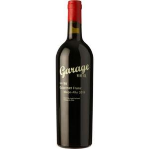 Garage Wine Co Cabernet Franc Lot #42 2012