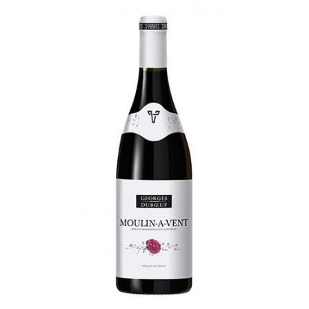 Georges Duboeuf Beaujolais Villages Molin a Vent Cuvée Prestige Georges Dubouef 2015