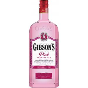Gibson's Pink Gin 1L