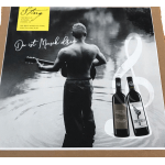 Giftbox Met Lp Best Of Sting en Fles Sister Moon en Casino del Vie 2013