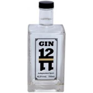Gin 12-11 London Dry