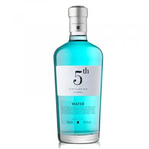 Gin 5 Th Water Floral