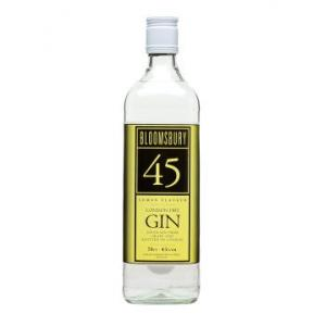 Gin Bloomsbury Lemon