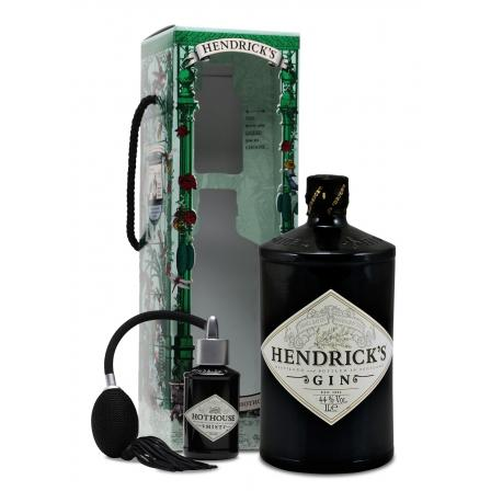 Gin Hendrick's Cucumber Hothouse Atomiser Pack 1L