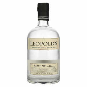 Gin Leopold's Small Batch