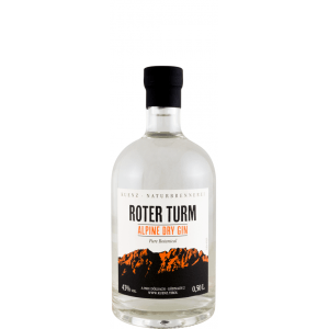 Gin Roter Turm Alpine Dry 50cl