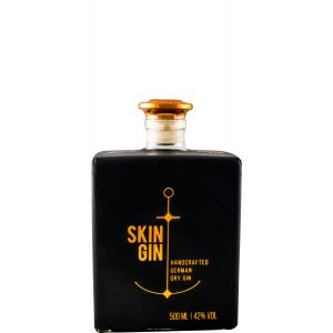 Gin Skin Handcrafted German Dry Anthrazit 50cl