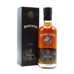 Glen Elgin Darkness Moscatel Sherry Cask Finish 10 Year old 50cl