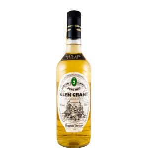 Glen Grant 5 År Destiled 1982