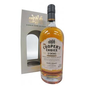 Glen Grant Coopers Choice Single Cask 20 Year old 1996