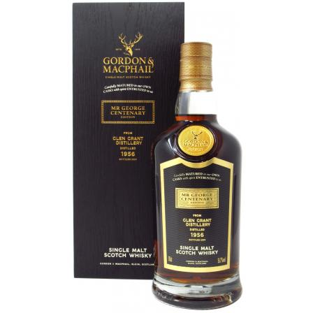 Glen Grant Mr George Centenary Edition Single Cask 62 Jaren 1956