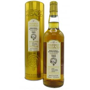 Glen Keith Murray Mcdavid Mission Gold Limited Edition 27 Year old 1993