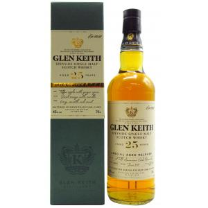 Glen Keith Secret Speyside Special Aged Release 25 Year old 1994