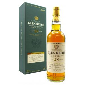 Glen Keith Secret Speyside Special Aged Release 28 Year old 1992