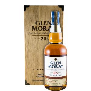 Glen Moray 25 År Port Cask Finish Batch 2