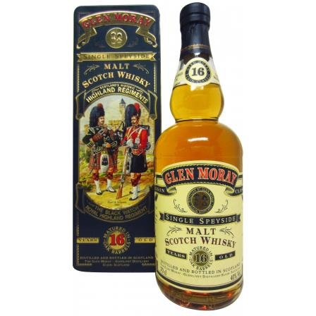 Glen Moray Black Watch Royal Regiment 16 Ans