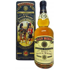 Glen Moray Black Watch Royal Regiment 16 Anys