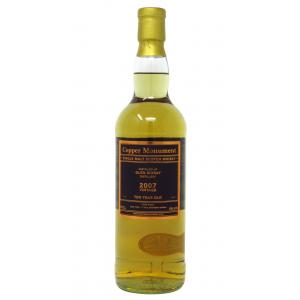 Glen Moray Copper Monument Single Cask 10 Year old 2007
