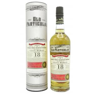 Glen Moray Old Particular Single Cask 18 Year old 2003