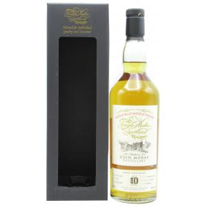 Glen Moray Single Malts Of Scotland Single Cask 10 Year old 2007