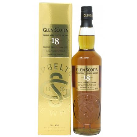 Glen Scotia Campletown 18 Años