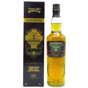 Glen Scotia Sherry Double Cask Finish 11 Year old