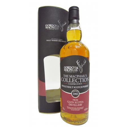 Glen Scotia The Macphail's Collection 22 Year old 1992