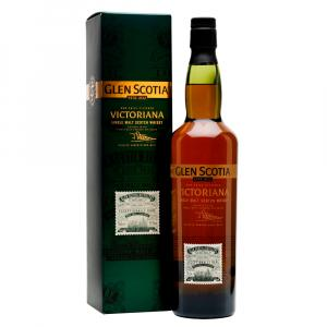 Glen Scotia Victoriana + Estoig