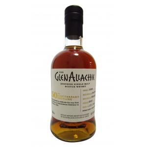 Glenallachie 50th Anniversary Single Cask #2587 28 Anys 50cl 1989