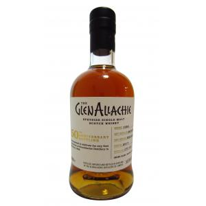 Glenallachie 50th Anniversary Single Cask 27 Anys 50cl 1990