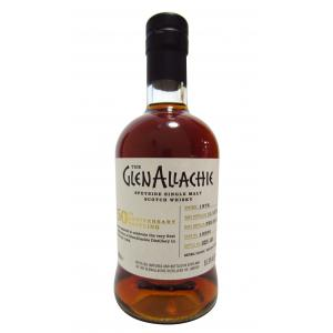 Glenallachie 50th Anniversary Single Cask 39 Year old 50cl 1978