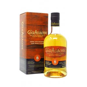 Glenallachie 8 Anos Koval Rye Quarter Cask Wood Finish
