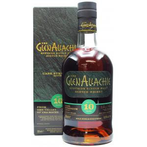 Glenallachie Cask Strength Batch 10 Year old 2010