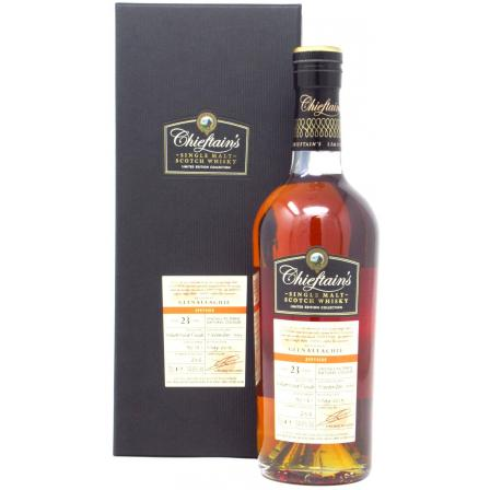 Glenallachie Chieftain's Single Cask 23 Anni 1995