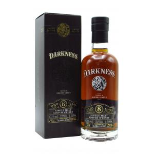 Glenallachie Darkness Oloroso Sherry Cask Finish 8 Year old 50cl