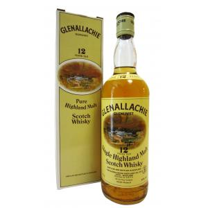 Glenallachie Pure Highland Malt Old 12 Years 75cl
