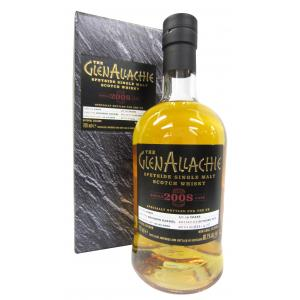 Glenallachie Single Cask 10 Year old 2008