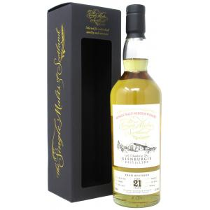 Glenburgie The Single Malts Of Scotland Single Cask 21 Year old 1998